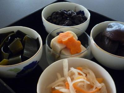 2011 おせち料理