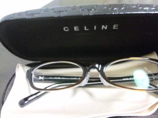 CELINE メガネ