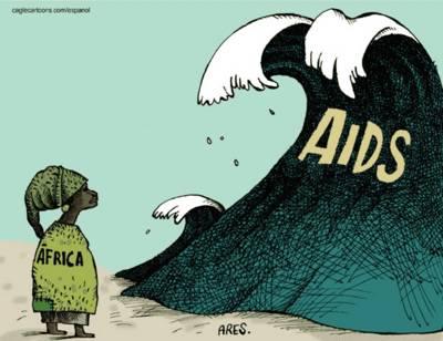 エイズ漫画