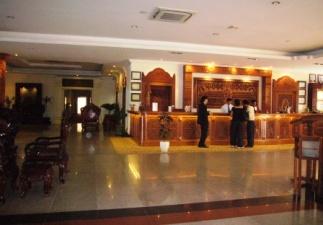 ホテルロビー1