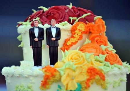 samesexmarriage cake