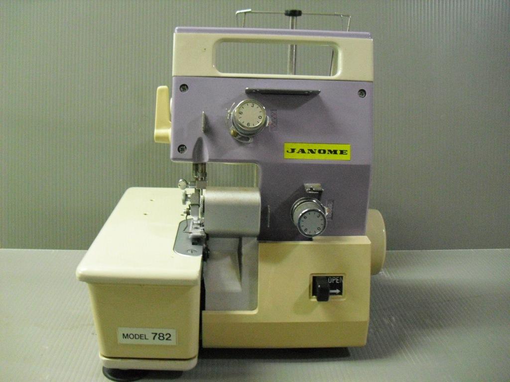 janome lock 782-1