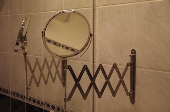 壁掛け洗面所