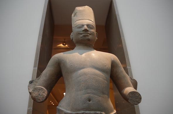 クメール彫刻6