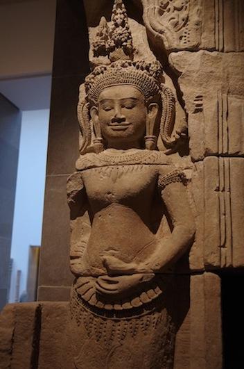 クメール彫刻19