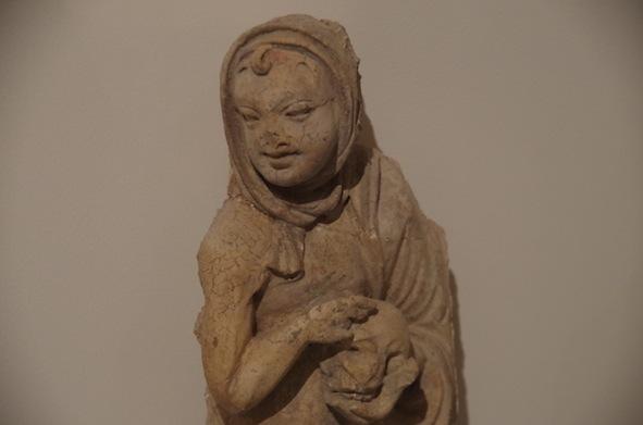 パキスタン彫刻7
