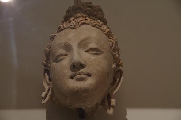 パキスタン彫刻10