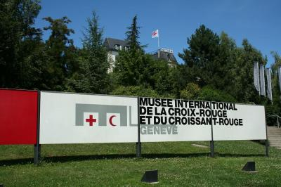 red cross museum