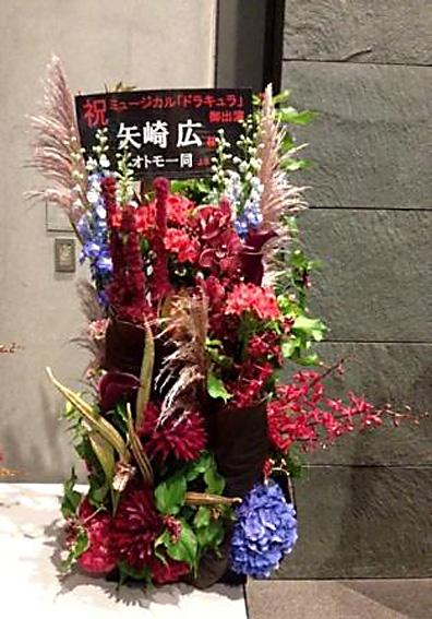 ドラキュラお花