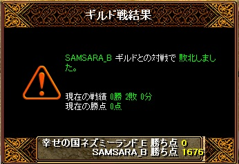 13.2.24SAMSARA様 結果