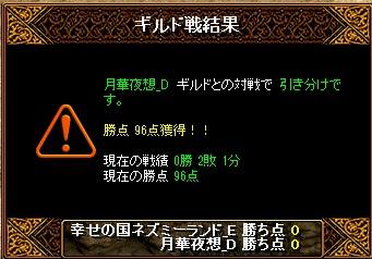 13.2.26月華夜想様 結果