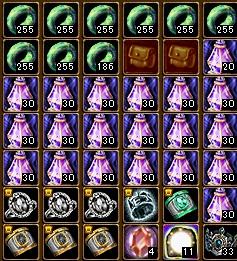 クロネの宝石箱2400個 結果