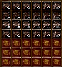 クロネの宝石箱2400個