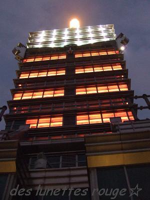 91階からの101:台北101