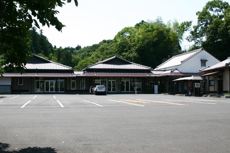 西山荘の入り口.JPG