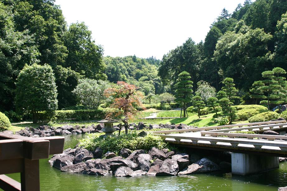 西山荘の敷地.JPG
