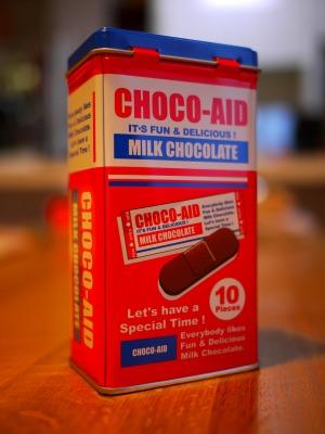 チョコエイド4