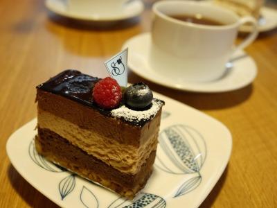 ママ誕生日ケーキ3