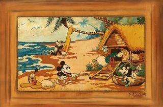 Fab 5 Go Hawaiian 21x36