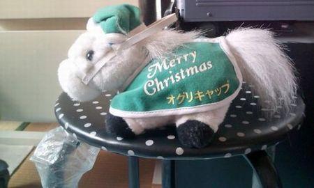 クリスマスバージョンオグリーキヤップ2