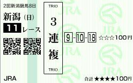 新潟11.1