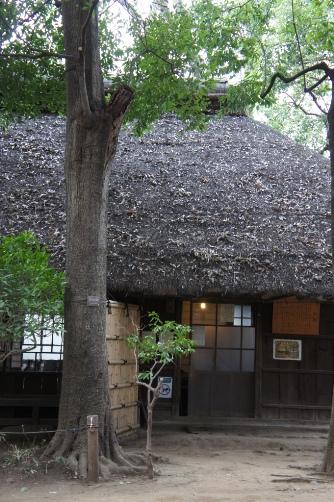 徳富蘆花邸