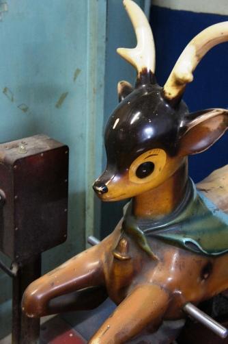 観音温泉のバンビさん