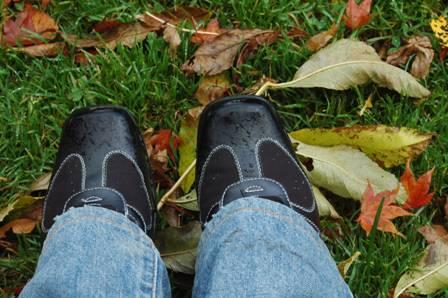 おババの痛い靴