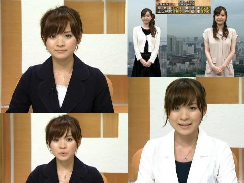 繁田 美貴 TXNニュース 北海道37度