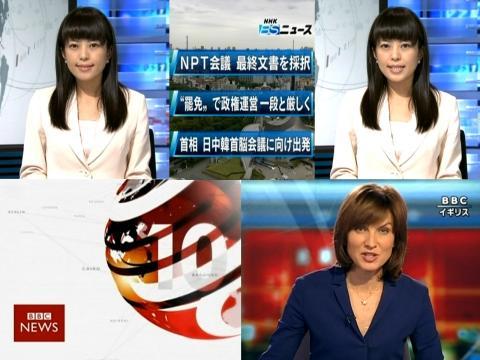 島ひとみ & BBC