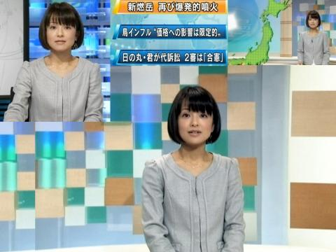 結野亜希 新燃岳再び大噴火