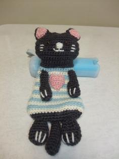 編みぐるみポーチ