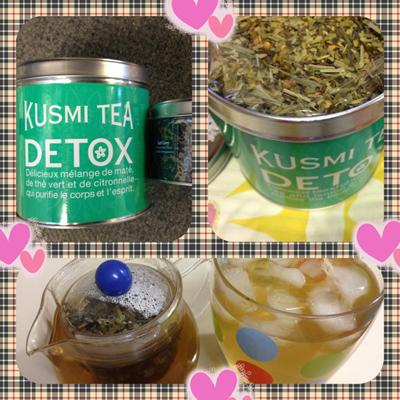 KUSUMI TEA