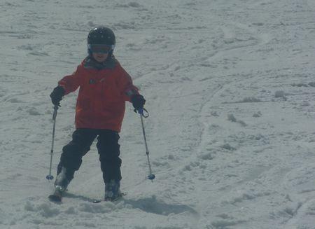 やっとスキー2
