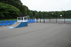 バスケ・ローラースケート