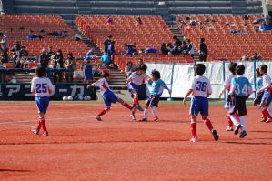 【2012年度 第38回 横浜少年サッカー大会(市長杯)】 青葉FC U11@横浜スタジアム/少年サッカー