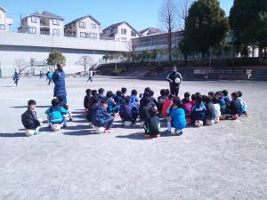 青葉FC『お試し体験会』イベント開催いたします!!2013年3月16日(土)11:00~@保木グラウンド|少年サッカー