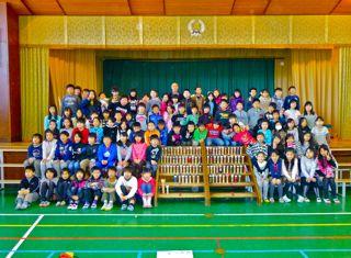 小学校絵付2013-3