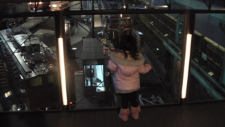 娘と博物館