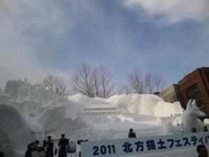 110204雪像1
