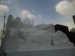 雪祭り100209