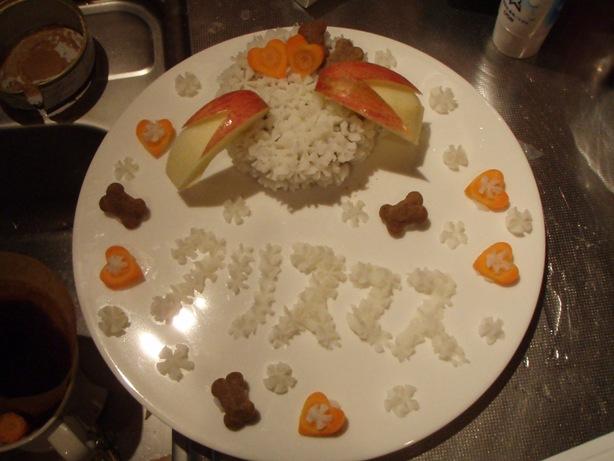 手抜きケーキ