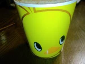 2010・11・30レンジ対応カップ麺のカップ