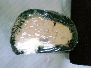 2011・01・02ショコラロールケーキ