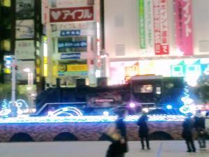 2011・01・09新橋SL広場
