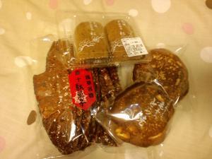 2011・01・21亀十お土産
