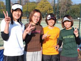 テニスサークルコパン?