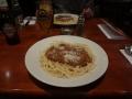 スパゲティーボロネーズ