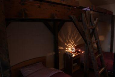 赤煉瓦部屋