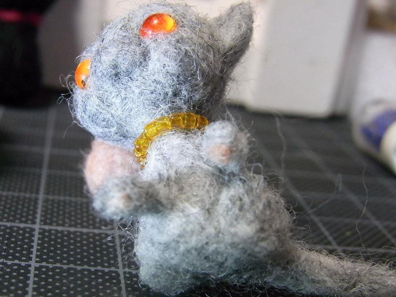 あしあと工房-灰猫さんにくきう